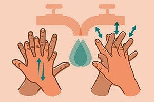 Teaching infection control basics
