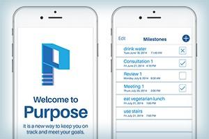 Mobile apps for behavior change